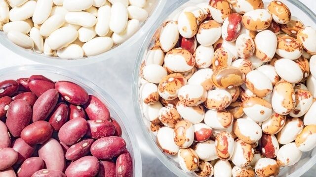 豆類を積極的に摂取すると糖尿病になりにくくなる